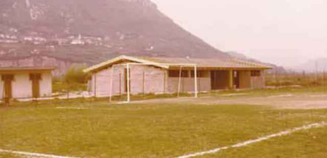 Die Sportstätten des Fußballvereins Kurtatsch