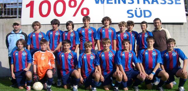 B-Jugend 2008/09