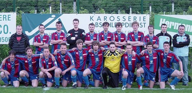 Reserve 2008/09