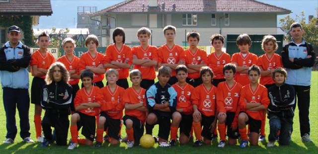 U-13 2008/09
