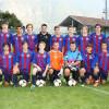 A Jugend Mannschaft von 2011