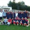 Tabelle Junioren Rückrunde 2013/14