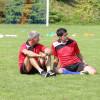 Trainer und Betreuer