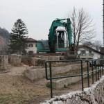 Umbauarbeit 2011